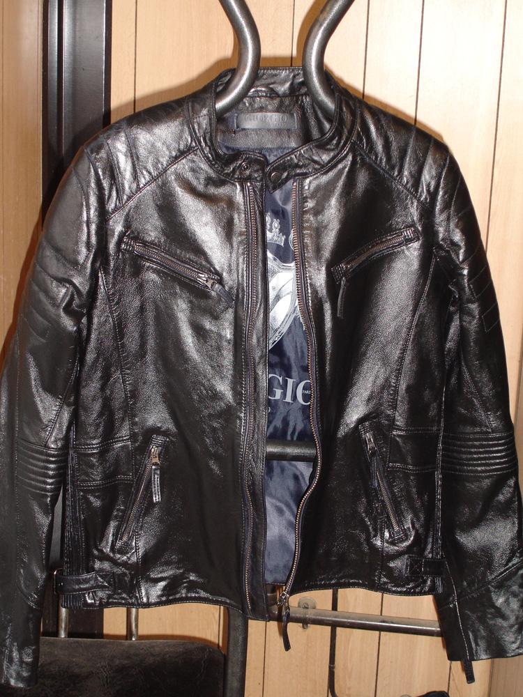 Repigmentation blouson cuir en noir - Estheticuir - BCLine 152b3d9d1598